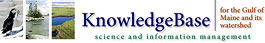 Lakes of Maine users the KnowledgeBase Catalogue to store documents and data sets for Maine Lakes