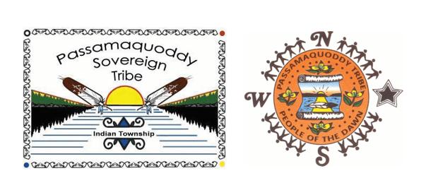 Passamaquoddy logos