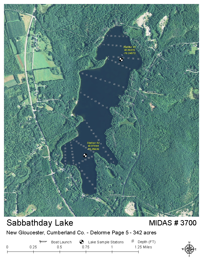 Lakes Of Maine Lake Overview Sabbathday Lake New Gloucester